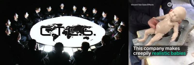 Роботизированные реквизиты джихад-кинокомпании