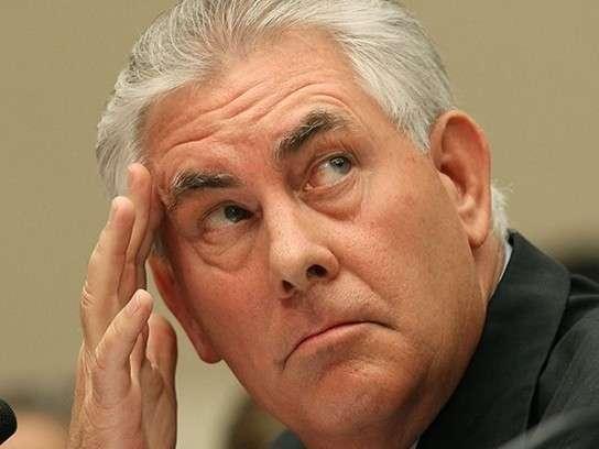 Сенаторы США призвали Тиллерсона прислушаться к Путину и начать диалог с Россией