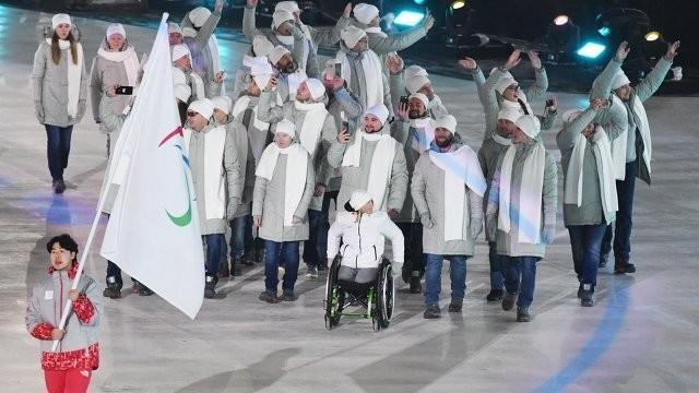 Южная Корея: XII зимние Паралимпийские игры объявлены открытыми