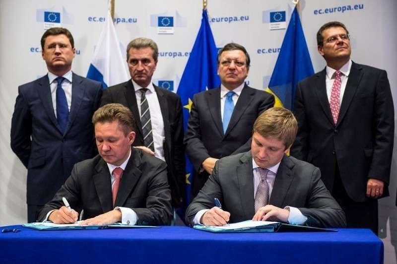 О контрактах между Газпромом и Нафтогазом просто и понятно