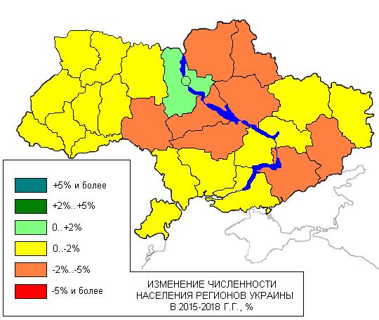Как население Украины «вымирало» в составе СССР и как «росло» после «независимости»