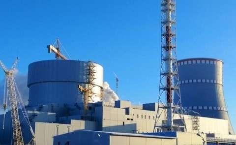 На Ленинградской АЭС-2 энергоблок поколения 3+ начал выдавать первые киловатт-часы