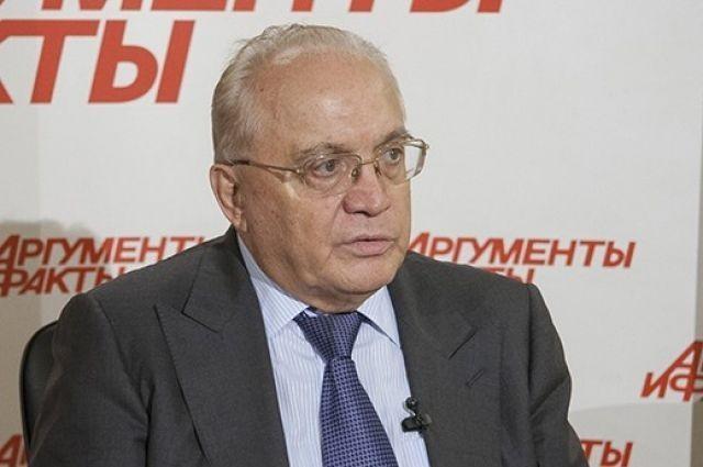 Ректор МГУ Виктор Садовничий: «Мы заменили фундаментальное образование «компетенциями»