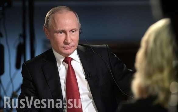 Владимир Путин: США постоянно вмешиваются в выборы в России | Русская весна