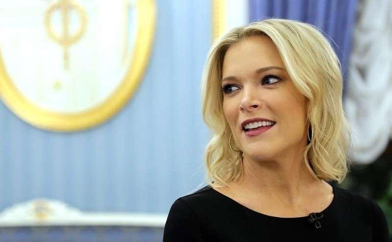Журналист американского телеканала NBC Мегин Келли.