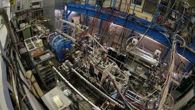Россия отозвала заявку на членство в бесполезном проекте адронного коллайдра