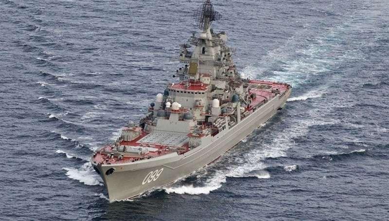 Самые грозные ракетные корабли ВМФ стран мира