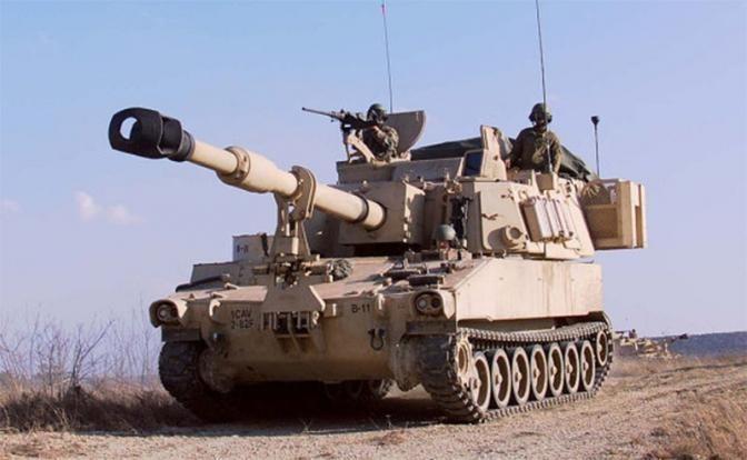 САУ армии США: позор ВПК Соединённых Штатов