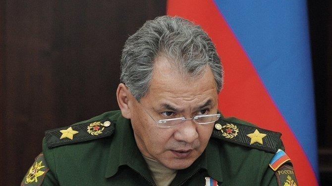 Жёсткая речь Министра Обороны Сергея Шойгу, дополняющая Послание Президента