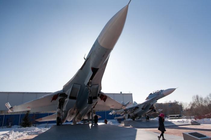 КнААЗ – авиационный завод, где собирают лучшие вмире истребители