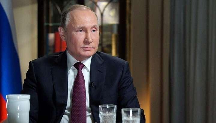 Владимир Путин: Россию сдержать не удалось и не удастся никогда
