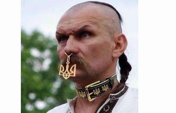 Какая Украина, такие и герои. Очередной бездонный позор «свидомого»
