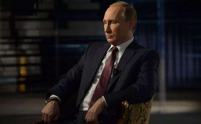 Владимир Путин задал риторический вопрос, которым вогнал Запад в дрожь
