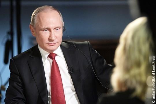 Владимира Путинам глобалистам не стоит пытаться перехитрить, заявила журналистка США