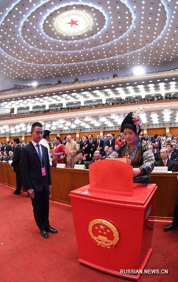 Китай заявляет глобальные амбиции и утверждает императора Си