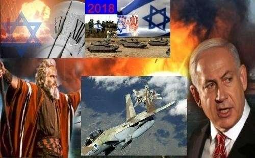 Задрипанный Израиль старается разжечь новую войнушку