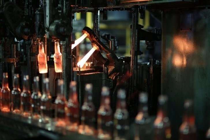 14. В Новосибирске запустили промышленное производство стеклотары с нанонапылением Хорошие, добрые, новости, россия, фоторепортаж
