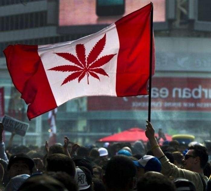 В Канаде местные власти начали делить доходы от наркоторговли
