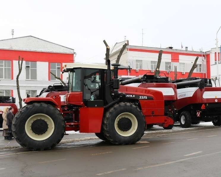 В России запущено льготное кредитование на сельхозтехнику и пищевое оборудование