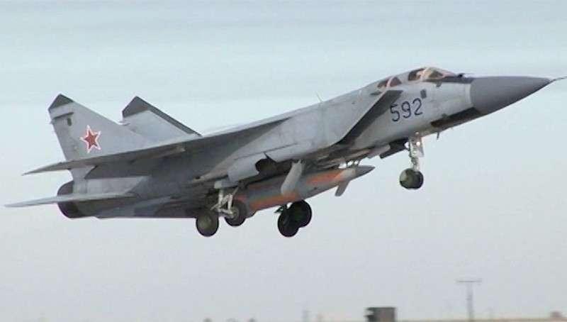 Ракета «Кинжал» способна уничтожать авианосные ударные группировки США