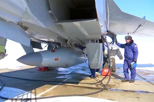 Россия показала «убийцу авианосцев» и другое новейшее оружие