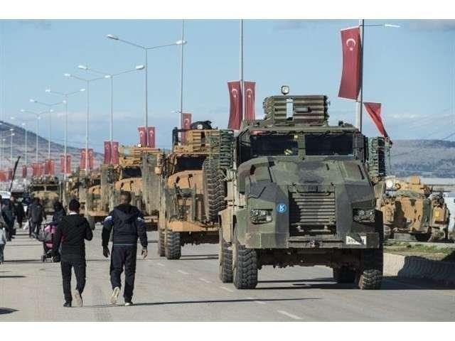 Сирия. Россия и Турция близки к достижению национальных интересов