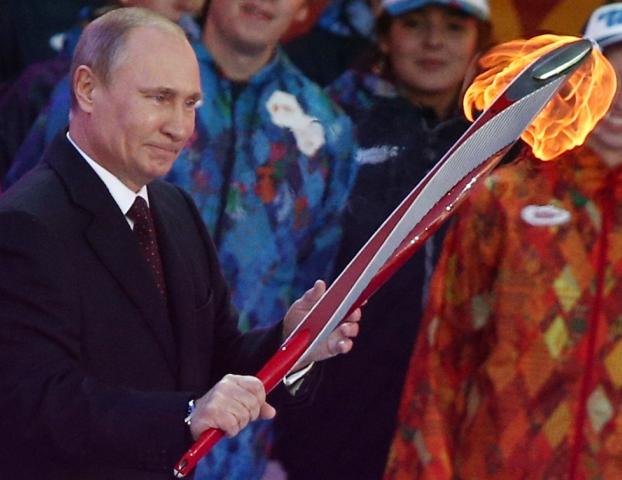Владимир Путин рассказал как ему доложили о «захвате» лайнера на Олимпиаде в Сочи