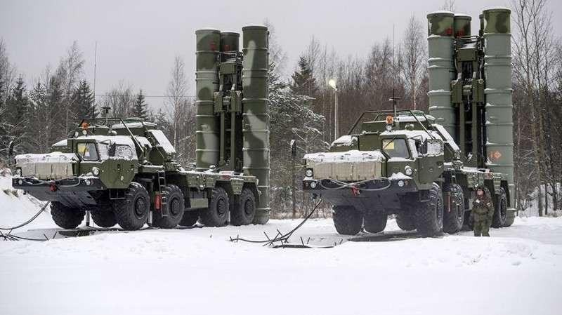 Россия по просьбе Турции ускорила реализацию контракта на поставку С-400