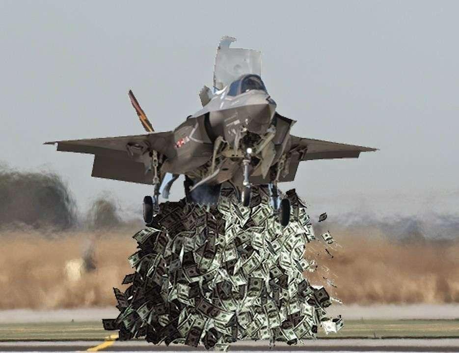 Истребителю F-35 снова требуются миллиарды на модернизацию