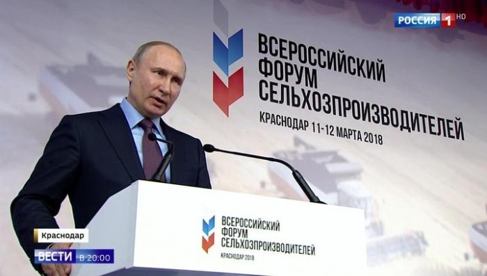 Россия выходит в лидеры мирового аграрного рынка