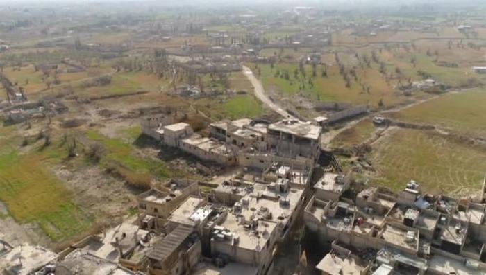 В Сирии в Восточной Гуте американские наёмники устроили химическую атаку