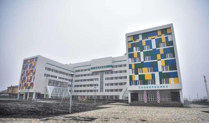 Одна изсамых больших поликлиник наЮге России открыта вСтаврополе