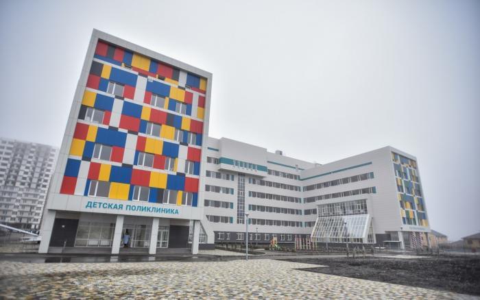 В Ставрополе открыли одну изсамых больших поликлиник наЮге России