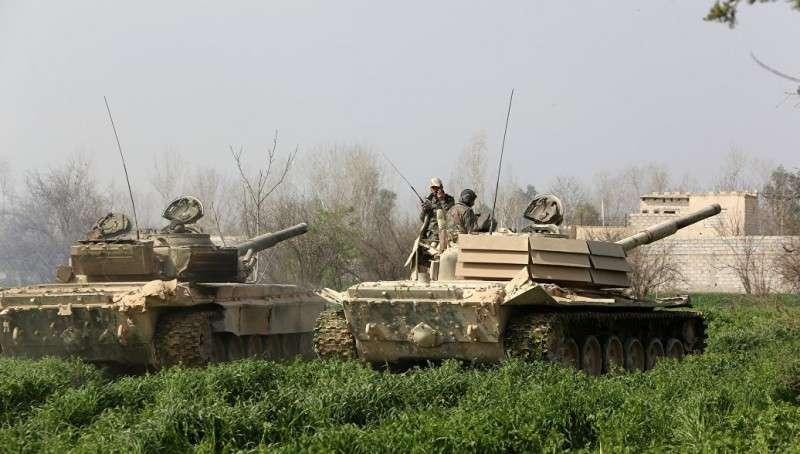 Генштаб России рассказал о планах США нанести провокационный удар по Дамаску