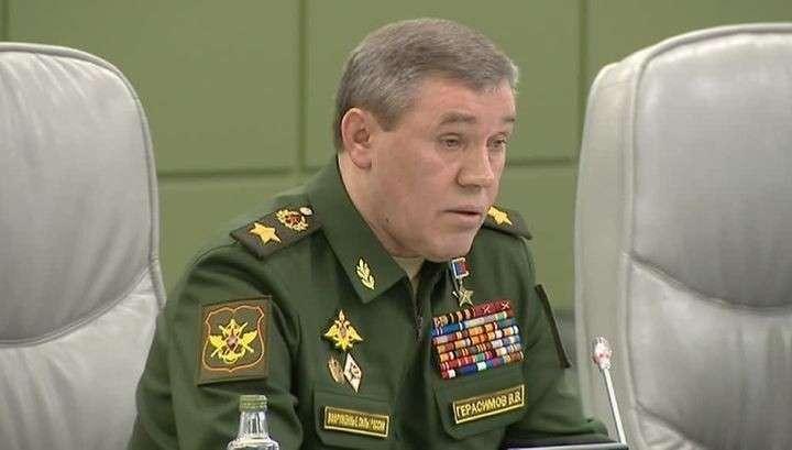 Генштаб России пообещал ответить пиндосам, если они атакуют российских военных в Дамаске