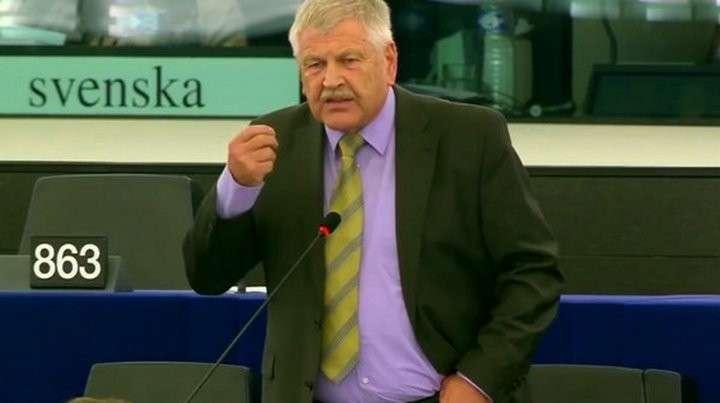 «Это не Россия врёт, а Европа». Депутаты Европарламента массово выступили против русофобии