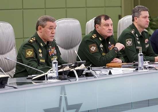 Глава российского Генерального штаба Валерий Герасимов дал оценку ситуации в Сирии