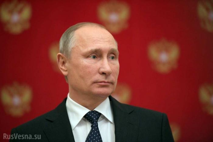Русское чудо Владимира Путина. Памятка русофобам