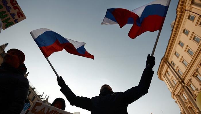 Западу не удалось «пробить» информационное поле в России