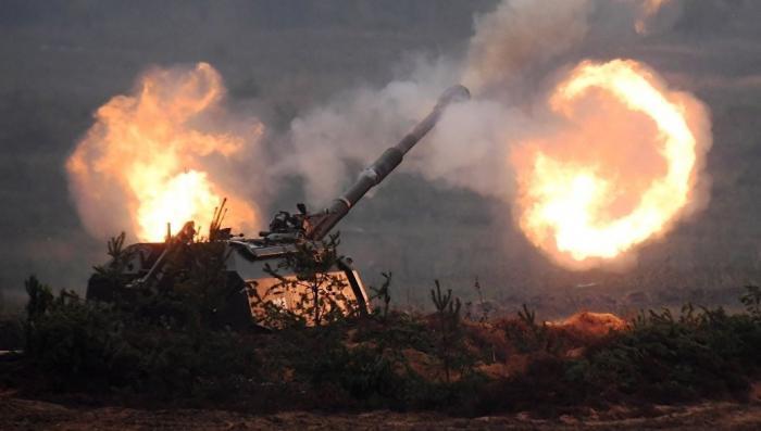 Артиллеристы из России и США соревнуются в точности