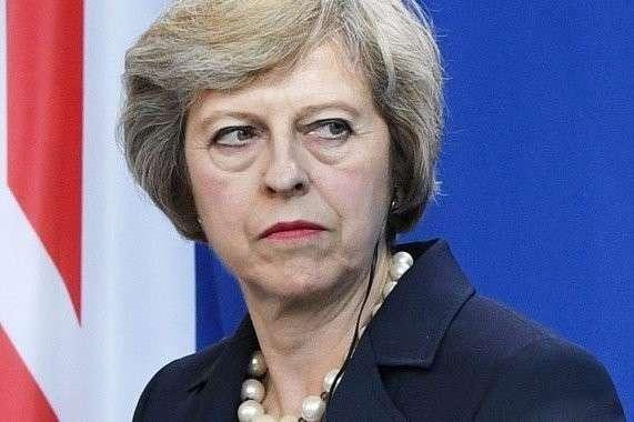 Британские санкции