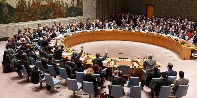 Запад начал операцию по исключению России из Совета безопасности ООН