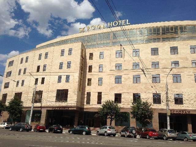 В Туле открылся новый гостиничный комплекс