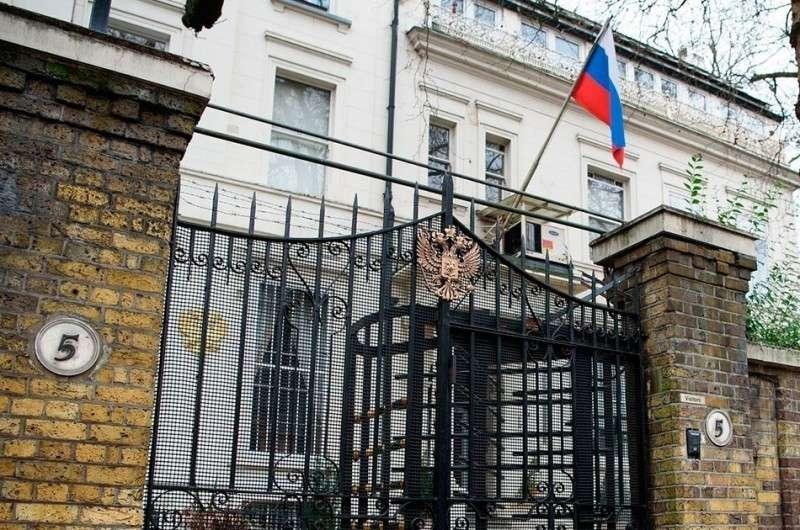 Что стоит за высылкой российских дипломатов из Англии?