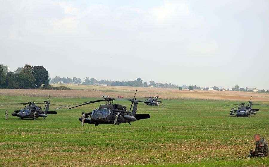Великовозрастные дети из армии НАТО заблудились в трёх соснах