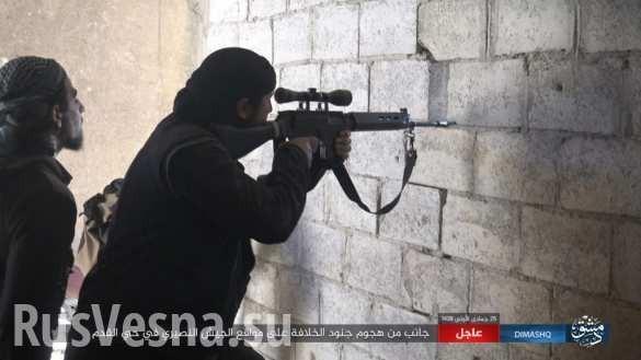 Сирия, восточная Гута: наёмники бросаются друг на друга – это уже агония