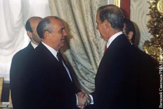 Обнародованы доказательства того, как Мировое Правительство «купило» руководство СССР