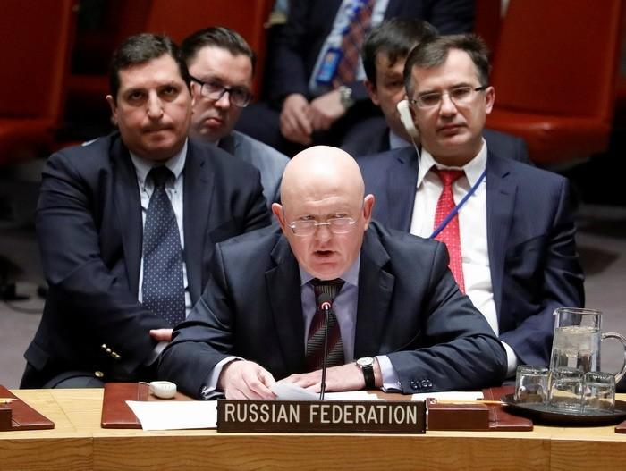 Почему США и Англия блокируют инициативы России по делу Скрипаля в СБ ООН?