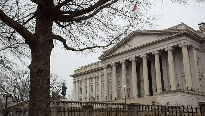 Пиндосы ввели новые санкции против России