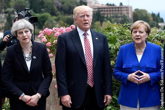 Англия, США, Германия против России – конфликт с Западом выходит на новый уровень